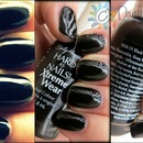 Sally Hansen Hard as Nails - Xtreme Wear #24 Black Out