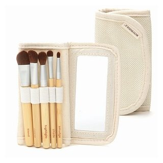 EcoTools Bamboo 6 Piece Eye Brush Set