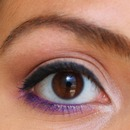 Pop of Purple