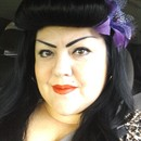 Bettie Page inspired look#2