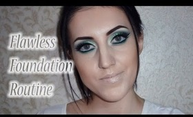 Flawless Foundation Routine