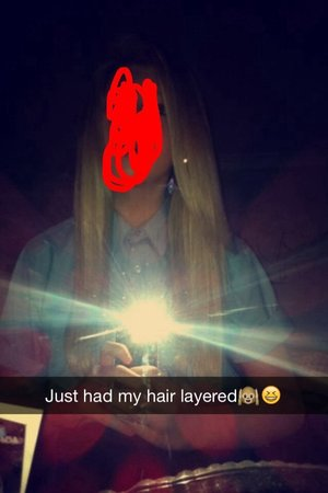 Just had it layered what do you think?😶😶