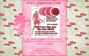 Valentines Day Special on www.glameyez.com