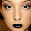 Lip noir