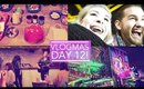 CRAFTS & WINTERVILLE | VLOGMAS DAY #12