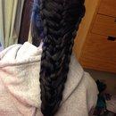 Invented a braid!!