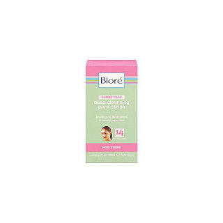 Biore Combo Pack Deep Cleansing Pore Strips