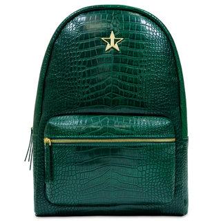 Green Crocodile Backpack