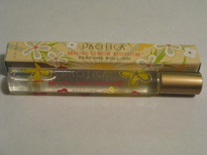 Pacifica Malibu Lemon Blossom Perfume Roll On
