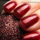 China Glaze - Ruby Pumps Christmas 2012