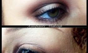 Eyeshadow Placement Makeup Tutorial by KimpantsMakeup: Part 2