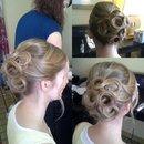 Pinned Curls