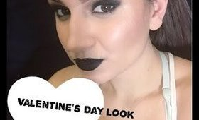 Tutorial || How to Rock Black Lipstick