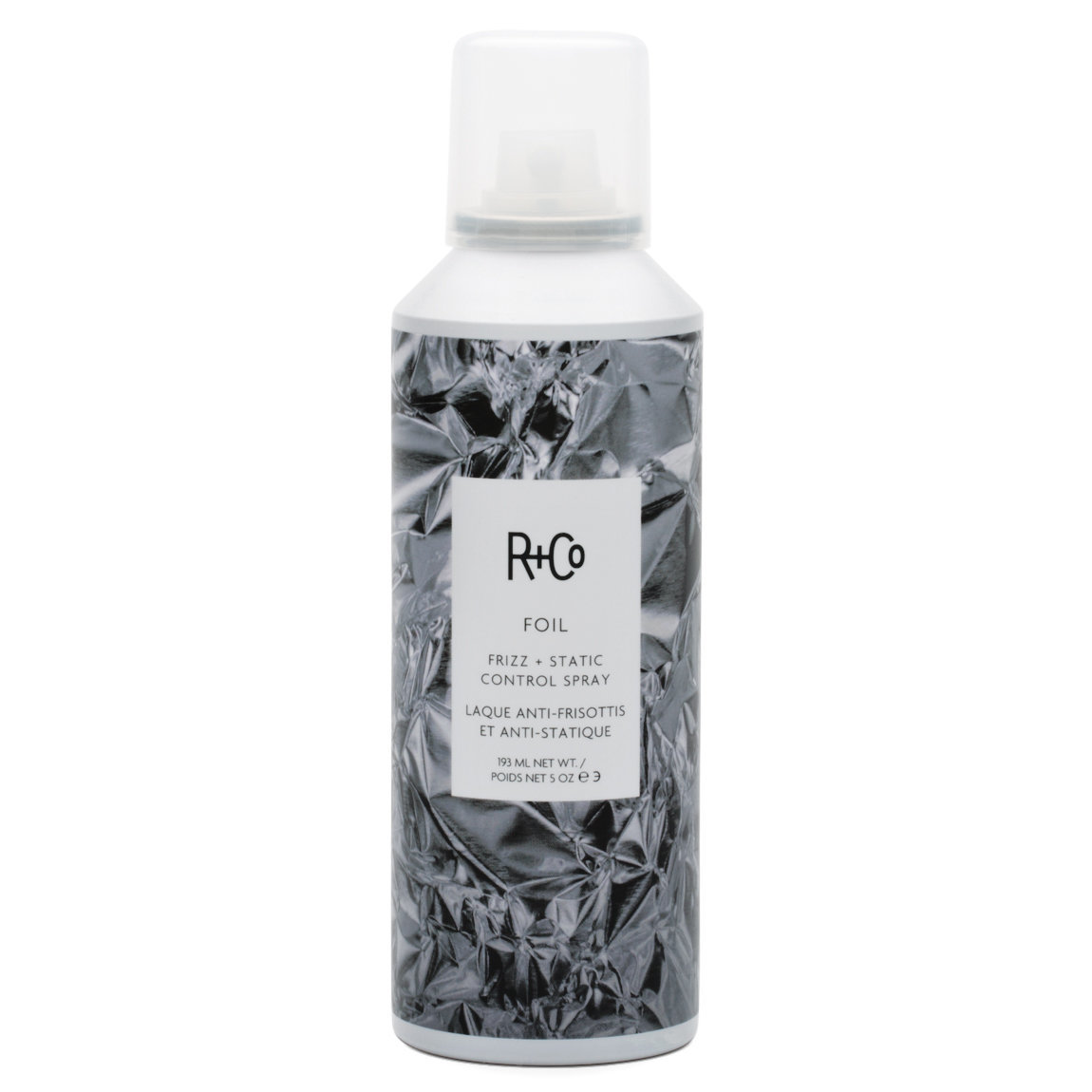 R+Co Foil Frizz + Static Control Spray alternative view 1 - product swatch.