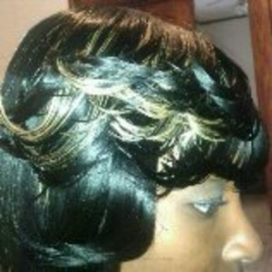 Layered cut Bob