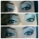 My prom makeup!