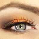 Tangerine Brownie