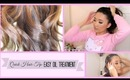 Quick Hair Tip: ♡ Easy Oil Treatment to Keep Hair Moisturized - hollyannaeree