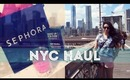 New York City Makeup Haul | Sephora, Inglot, Bloomingdales