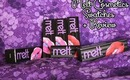 Swatch 'n Tell ♥ Melt Cosmetics