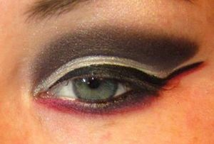 Vampire-Ish look?