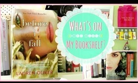 Tag Time! ♡ What's on My Bookshelf?