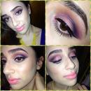 Easter makeup