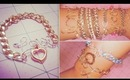 DIY Arm Party! Wire, Macrame, & Link Bracelets (Gift Ideas)