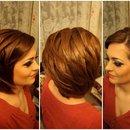 hairstyle -short hair