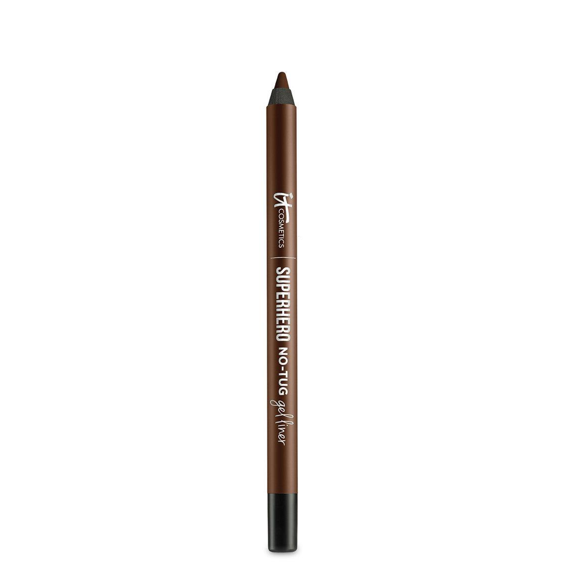 IT Cosmetics  Superhero No-Tug Gel Eyeliner Brilliant Brown alternative view 1.