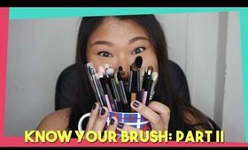 Types & Uses of Brushes: Part II | Beginners