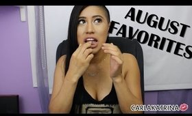August Favorites  | Beauty Products, Grillz & More