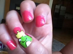 King frog! 👑🐸