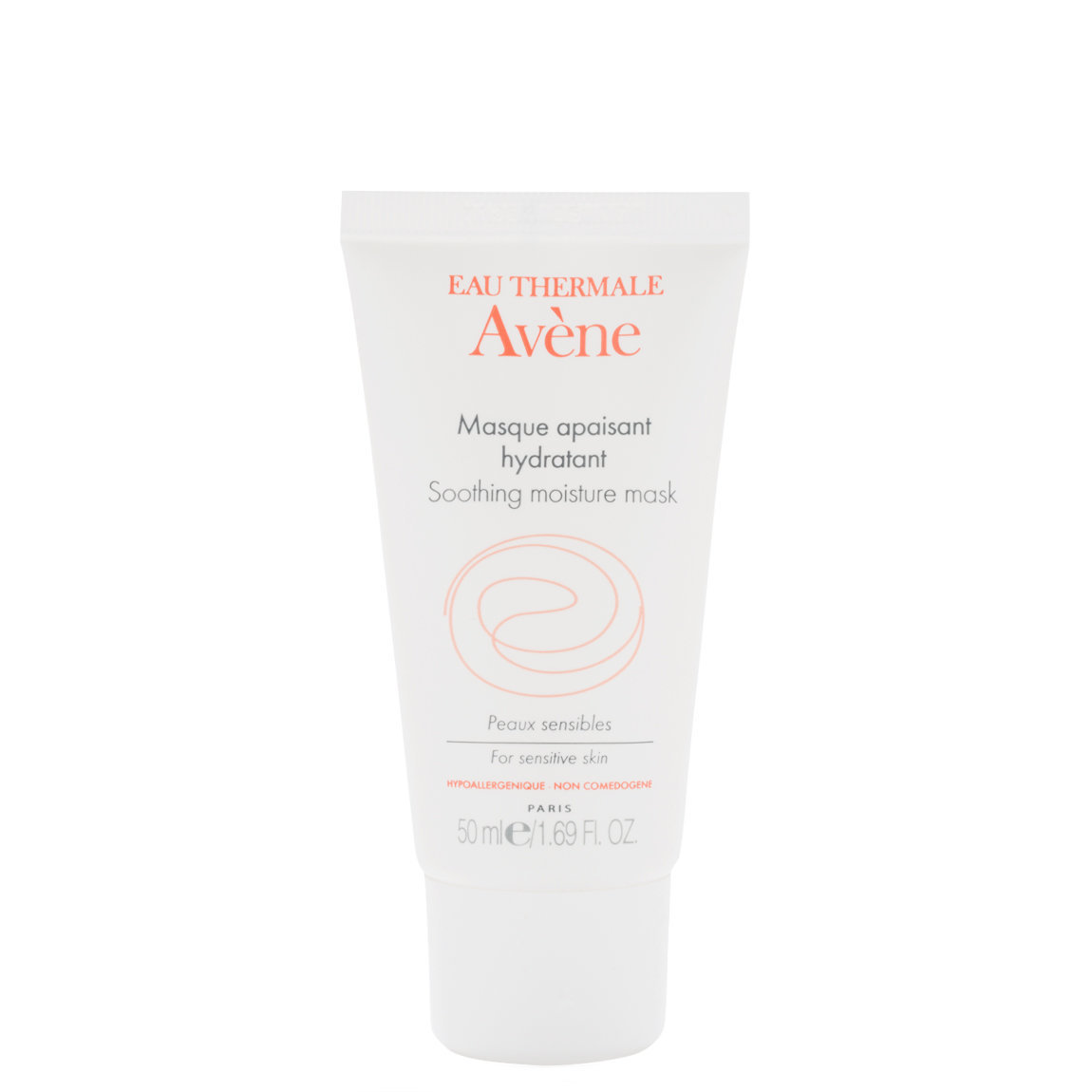 Eau Thermale Avène Soothing Moisture Mask product swatch.