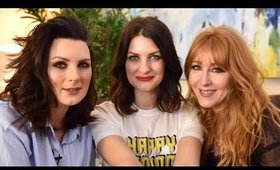 Charlotte Tilbury on Makeup & WIN £1000 of Products. Part 1