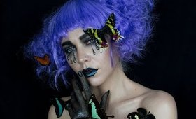 Butterfly Queen Make up