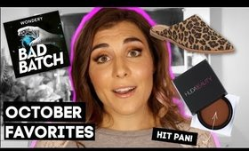 October Favorites 2019 - Beauty + Fashion + Podcasts | Bailey B.