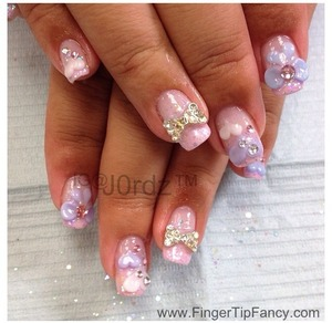 FOR DETAILS CLICK BELOW: http://fingertipfancy.com/pastel-3d-nail-art