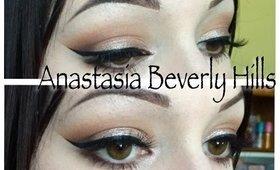 Anastasia Beverly Hills Shadow Couture World Traveler Tutorial!