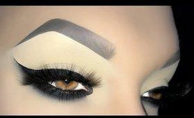 SEXY SMOKEY EYELINER - Easy Cat Eye Makeup Tutorial