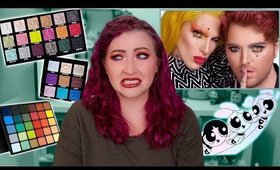 Conspiracy Palette Looks.. Underwhelming??   NEW MAKEUP FALL 2019 The Good, The Bad, The Boring