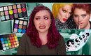 Conspiracy Palette Looks.. Underwhelming?? | NEW MAKEUP FALL 2019 The Good, The Bad, The Boring