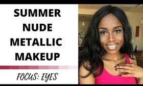 Basic Eye Makeup Look + Thick Eyeliner | RosemaryBeauty