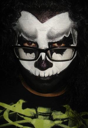Men skull design by me :3