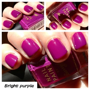 Barry m bright purple