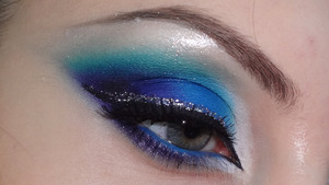 New Video tutorial here: http://youtu.be/9zvCAvIpaK4  List of products: http://wp.me/p40tDq-sI  Hope you will enjoy it. Have a Happy New Year ! <3