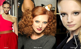 Top 3 Spring 2011 Hair Trends