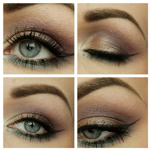 One of my favorite looks! Add some color under the eye to make it a little more fun ^^
