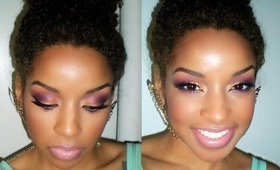 ❤Beauty By Lee's❤ Spring/Summer Night Out Makeup Tutorial