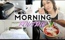 Spring Morning Routine 2016